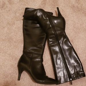 Kennedy Cole tall leather boots
